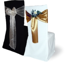 chair covers to rent