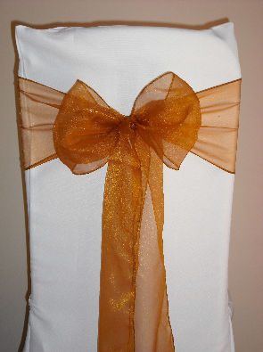 Copper Organza