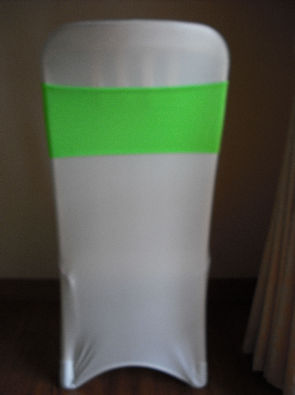 Lime Green Lycra Band