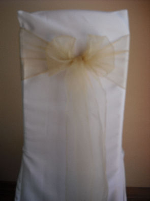 Natural Organza Crystal